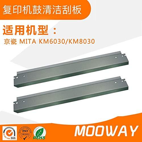 Mita Copier Drum - Printer Parts Compatible Blade for KYOCERA Mita KM-6030 8030 Copier Drum Cleaning Scraper Blade
