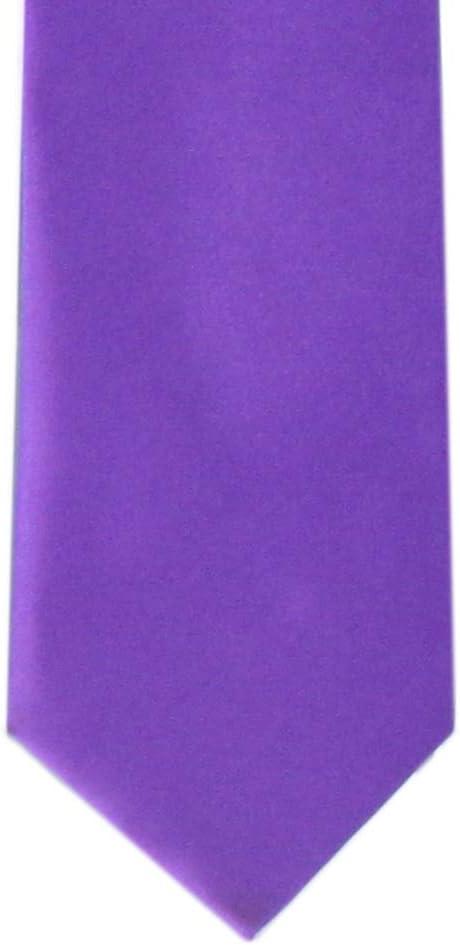 New Milani Men/'s Polyester Pocket Square Hankie Only Stripes Purples Striped