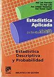 img - for ESTAD STICA APLICADA A LA GESTI N Y A LAS CIENCIAS SOCIALES book / textbook / text book