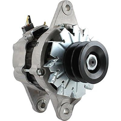 DB Electrical AMT0196 New Alternator For John Deere Excavator 450Dlc, 600Clc, 650Dlc, 800C, 850Dlc, 650D A4TU5485 A4TU5486 113886 1812005303 1812005307 1812005308 1812005901 1812005902 1812005903: Automotive