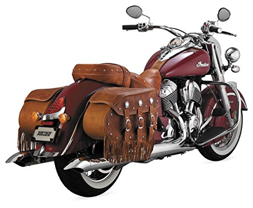 Vance And Hines Turn Down Slip Ons 2014 Indian Chief Vintage/classic Mufflers / Slip-ons #18533 (And Hines Cruisers Vance)