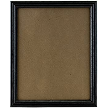 Amazon.com: Black plastic POSTER size frame with ...