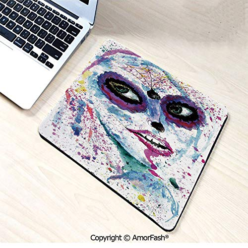 Heat Transferred Printing Waterproof Keyboard Pad,Mouse Mat for Gamer,Office & Home,11