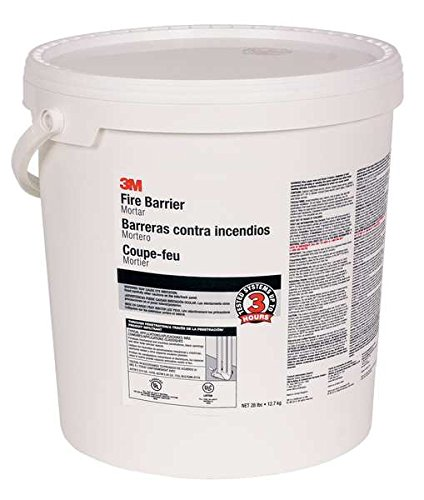Fire Barrier Mortar : M fire barrier mortar gallon pail buy online in uae
