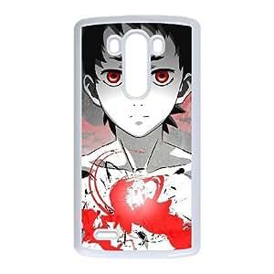 LG G3 Cell Phone Case White Deadman Wonderland Generic Phone Case Covers Fashion XPDSUNTR12929