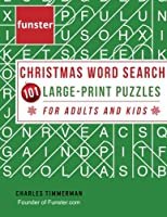 Funster Christmas Word Search 101 Large-Print