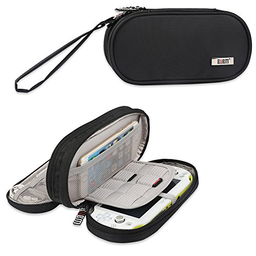 BUBM-Sony-PSV-Double-Compartment-Storage-Case-Protective-Carrying-bag-Portable-Travel-Organizer-Case-for-PSV-and-Other-Accessories