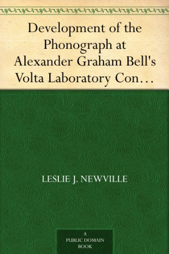 development-of-the-phonograph-at-alexander-graham-bells-volta-laboratory-contributions-from-the-muse