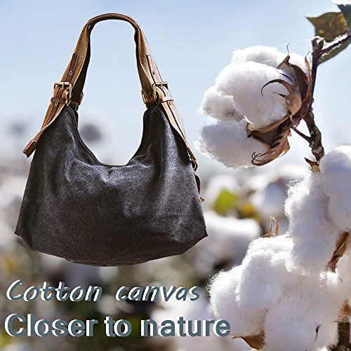 Canvas Bags Bag Messenger Totes Crossbody Casual Handbags Bags Women's Shoulder a6dqC7q