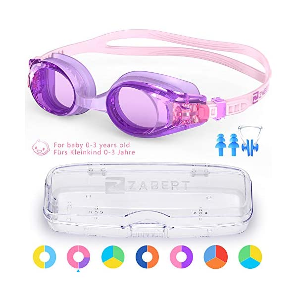 Swimming Goggles Swim Goggles Anti Fog UV Protection kids Boy Girls Junior Youth Swimming Goggles goggles