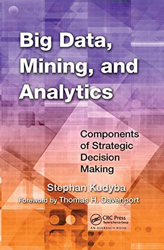 Big Data, Mining, and Analytics: Components of Strategic Decision Making