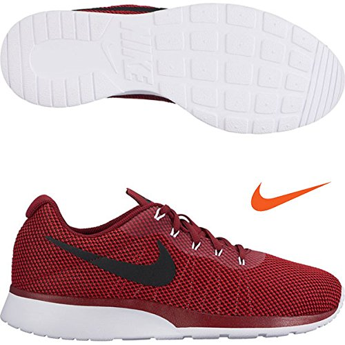 Nike 921669-600 : Tanjun Racer Running Shoes Red (10.5 D(M) ()