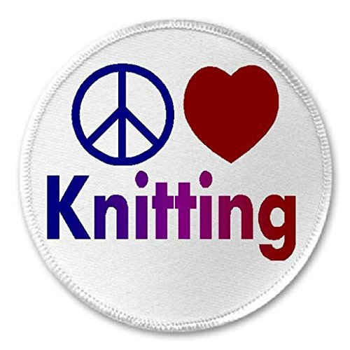Peace Love Knitting - 3