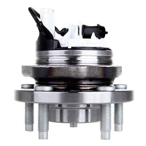 (ECCPP Replacement for Wheel Bearing and Hub Assembly for Pontiac Solstice 2006-2009/Saturn Sky 2007-2009 Professional Grade Wheel Hubs 5 Lugs W/ABS 513259 )