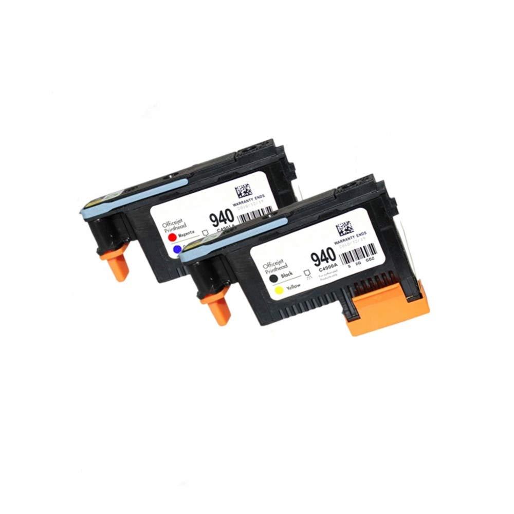 Yoton MJL 940 Printhead C4900A C4901A for HP Officejet Pro 8000 8500 8500a 8500a a909a a909n a909g a910a a910g a910n - (Color: 1Set)