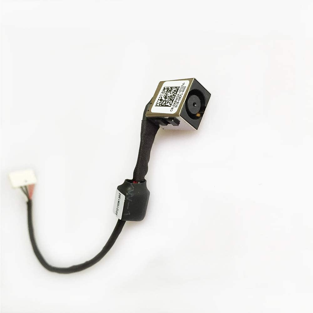 DC POWER JACK CABLE HARNESS FOR DELL Inspiron 17 7000 7773 7778 7779 P30E001 P30