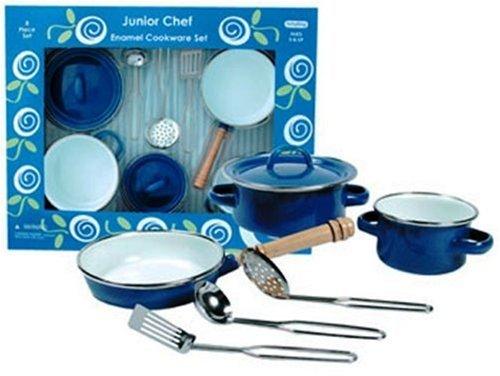 Jr Chef Enamel Cookware Set