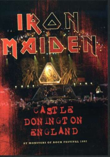 Iron Maiden - Castle Donington England At Monsters Of Rock Festi - Zortam Music