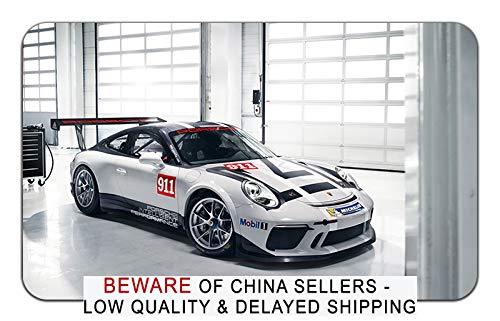 Porsche 911 GT3 Cup Car Stylish Playmat Mousepad (24 x 14) Inches [MP] Porsche 911 GT3-4