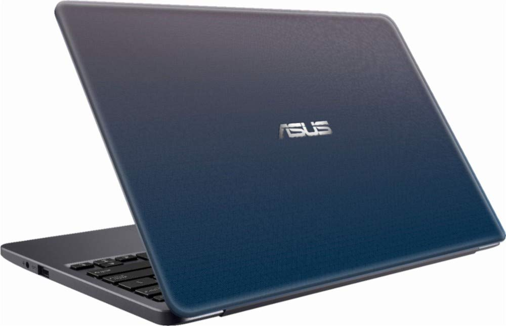 "ASUS Newest 11.6"" HD Laptop - Intel Celeron Processor, 4GB RAM, 32GB eMMC Flash Memory, HDMI, Bluetooth, Windows 10 1"