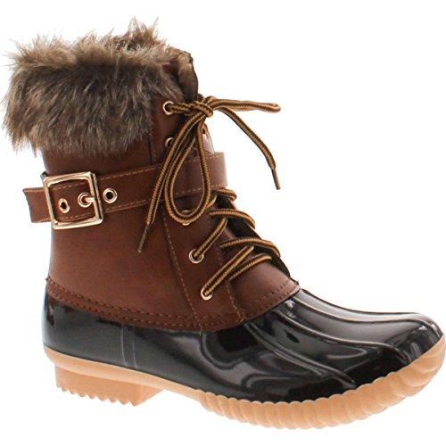 womens nature breeze boots - 8