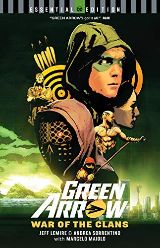 Green Arrow: War of the Clans (DC Essential - Graphics Edition Green