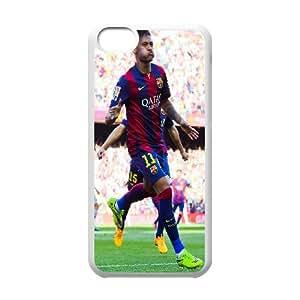 High Quality Phone Back Case Pattern Design 20Football Star Neymar Series- For Iphone 5c