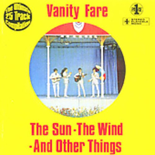 Sun Wind & Other Things (Europa Vanity)