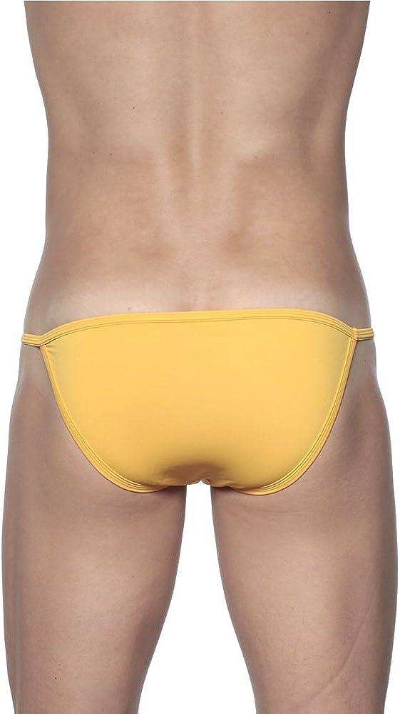 Groovin String Bikini Golden Yellow