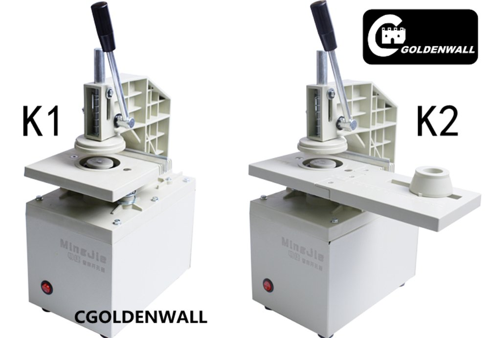 Electric Curtain Eyelet Punch Machine Circle Cutting Tool (K1 machine + evenly dividing ruler)