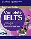 Complete IELTS. Bands 6.5-7.5. Level C1. Student's book. Without answers. Con espansione online. Per le Scuole superiori. Con CD-ROM