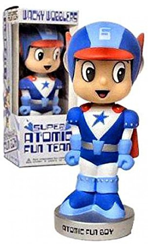 Funko Wacky Wobbler Exclusive Atomic Fun ()
