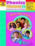 Phonics Games, Evan-Moor, 1596732229