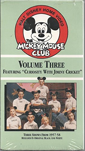 The Mickey Mouse Club volume ()