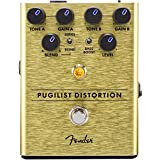 Fender Pugilist Distortion Electric Guitar Effects Pedal