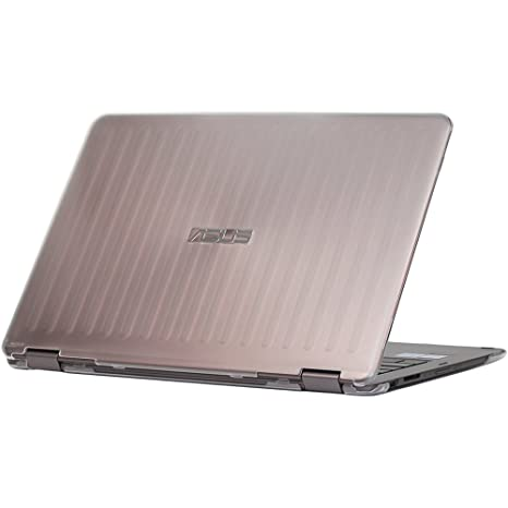 "mCover Funda Dura para la 13,3"" ASUS ZenBook Flip UX360CA Serie portátil Ordenador"