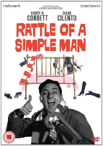 Rattle of a Simple Man [ NON-USA FORMAT, PAL, Reg.2 Import - United Kingdom ] (Pal Rattle)