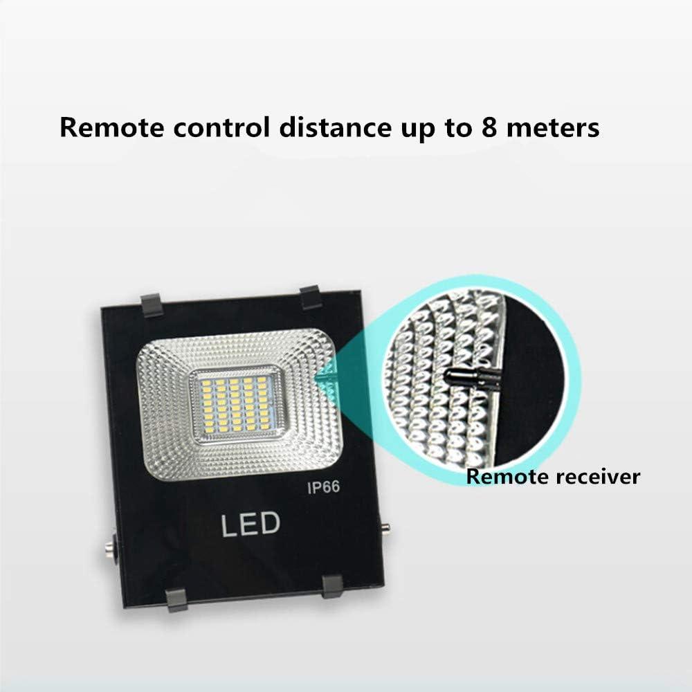 L/ámpara de proyecci/ón LED Impermeable con Mando a Distancia y Control de luz Elegantamazing