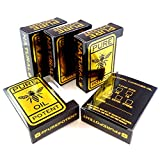 25 Black Gold Pure Potent Oil Wax Tip Display Packaging Boxes Collective Supply VB-004