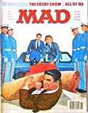 Mad #255 June 1985 Reagan Administration All of Me Mike Hammer Cosby Show