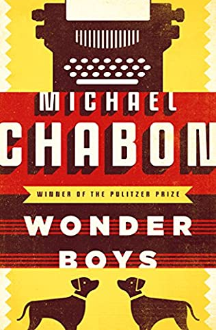 book cover of Wonder Boys