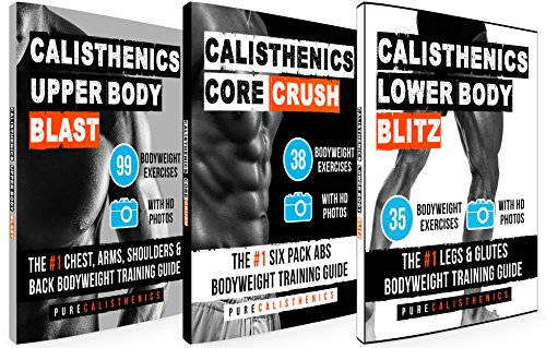 Calisthenics: The SUPERHUMAN Stack: 150 Bodyweight Exercises   The #1 Complete Bodyweight Training Guide (Best Basketball Weight Training Program)