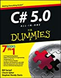 img - for C# 5.0 All-in-One For Dummies book / textbook / text book