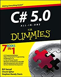 Image of the product C# 50 All In One for that is listed on the catalogue brand of Brand: For Dummies.