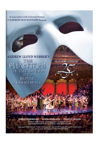 The Phantom of the Opera at the