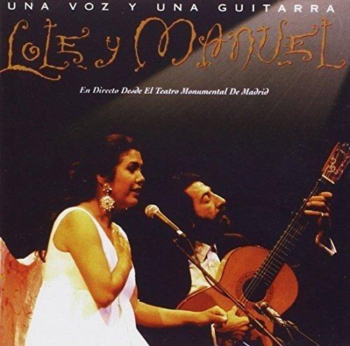 Una Voz Y Una Guitarra: Lole Y Manuel: Amazon.es: Música