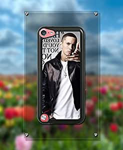 IPod Touch 5th Vintage Funda Case - Eminem - Singer Durable [Unique Pattern] Snap On Funda Case With [Dust-Proof] for IPod Touch 5th - By Kanel