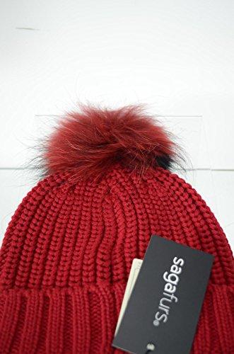 Heritage Para Bolso Woolrich Cruzados Red Mujer Lana De AaZfSwfqv