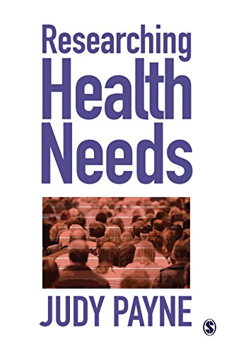 Download Researching Health Needs: A Community-Based Approach Pdf
