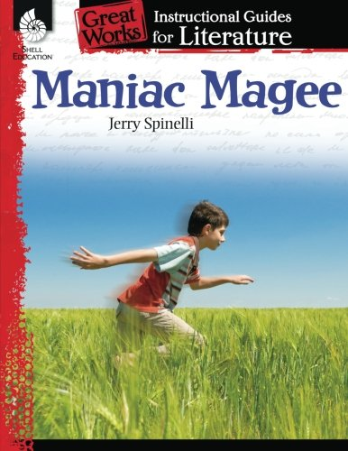 Maniac Magee: An Instructional Guide for Literature (Great Works)